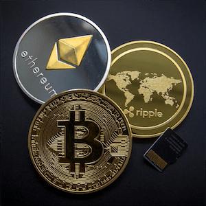 Bitcoin ve diğer popüler kripto para birimleri