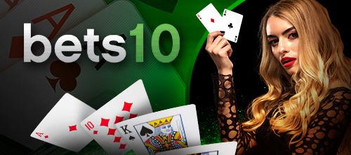 Bets10 Online Casino Banner