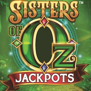 Sisters of Oz Jackpot slotu