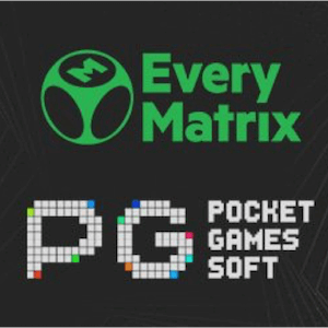 PG Soft, EveryMatrix ile anlaşma imzalıyor