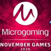 Microgaming'den yeni casino oyunları
