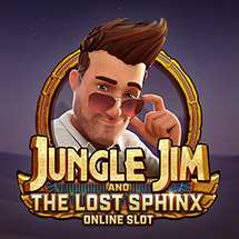 Jungle Jim and the Lost Sphinx oynayın